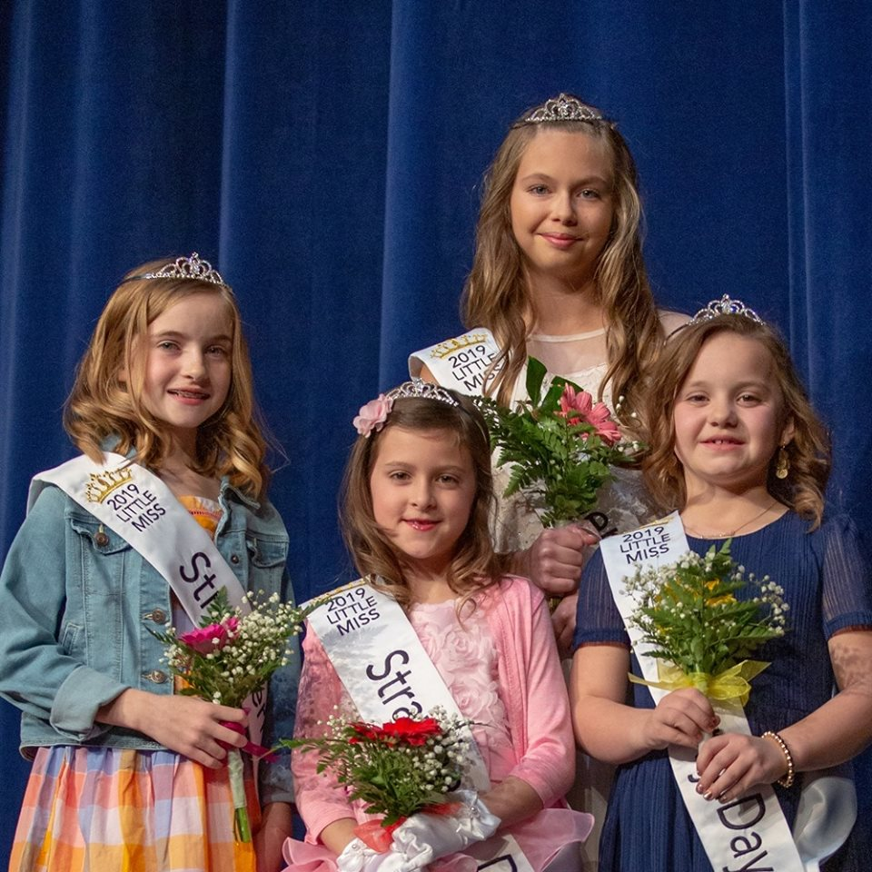 girls who won pageant show